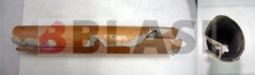 Fotografia del Cos de Bombers de Badalona abans de la restauració