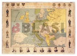 Restauració d'un mapa polític d'europa