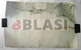 Restauració d'una carta nàutica