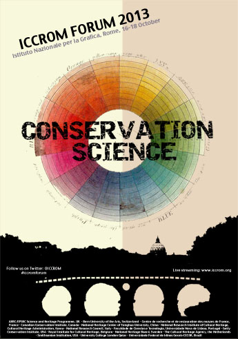 ICCROM Forum Conservation Science
