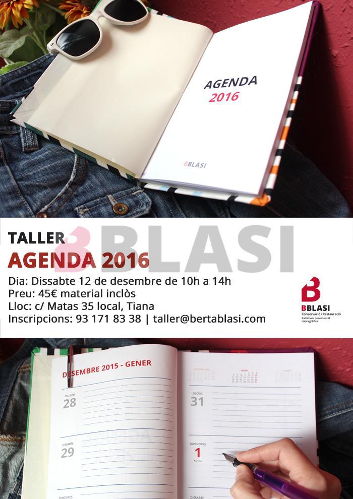 Curs Agenda 2016