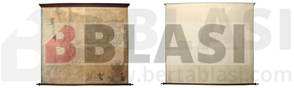 Taller BBlasi - Mapa de Catalunya 1769 després