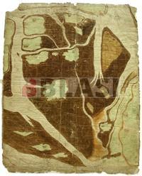Un dels mapes abans de la conservació