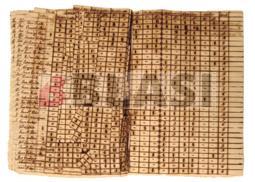Quadernet de tintes ferrogàliques