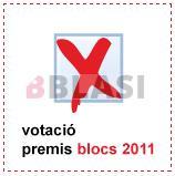 Votacions Premis Blocs Catalunya