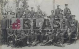 Fotografia del Cos de Bombers de Badalona després de la restauració