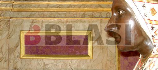Verge de Montserrat de la Basílica de Santa Maria de Mataró