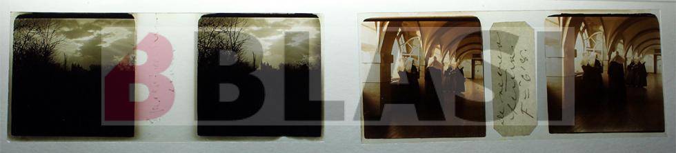Dues plaques estereoscopiques de la col·lecció