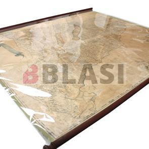Mapa de Catalunya 1769